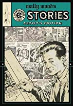Wally Wood's EC Stories Hardcover Wonder Con Variant (Artist Edition Variant Ltd to 100 copies, Volume 1)