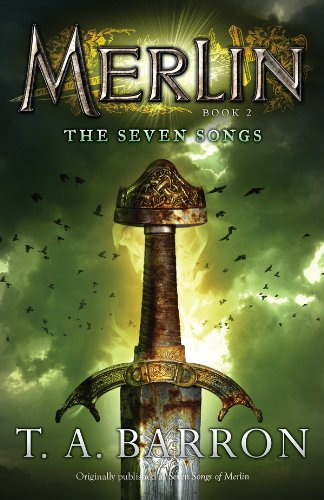 The Seven Songs: Book 2 (Merlin) (English Edition)