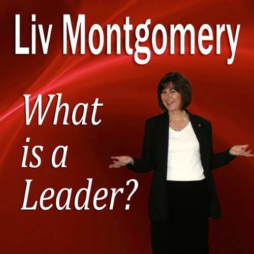 What Is a Leader? cover art