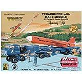 アメリカレベル 1/32 SSP テラクルーザーw/メースミサイル プラモデル