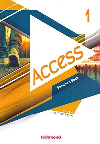 Access 1. Livro do Aluno