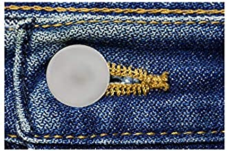 Button Covers Prevent Shirt Holes - 4, 6 and 12 packs