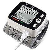 potulas Wrist Blood Pressure Cuff Monitor with USB...