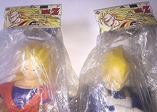 Dragon Ball Z Big Größe Soft Vinyl Figure 3 whole set of 2