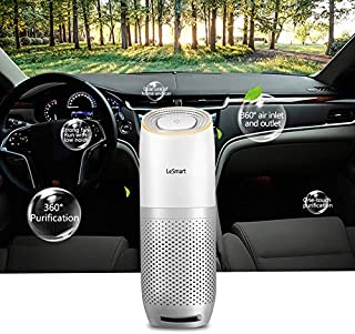 Deluxe LeSmart Office and Car Air Purifier