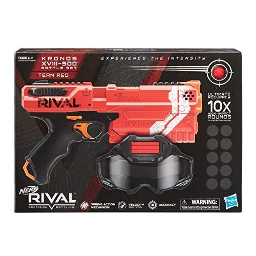 NERF Rival Kronos XVIII-500 Battle Set (red)