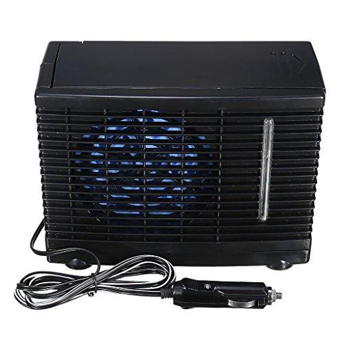 Homyl 12V Mini Klimaanlage Klimagerät Luftkühler Air Cooler für Innen und Außen