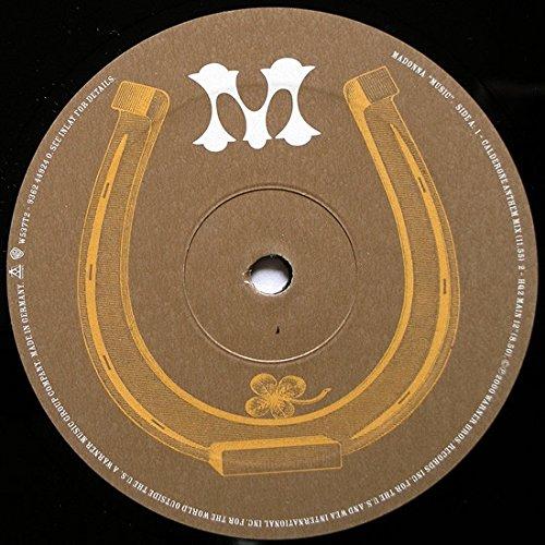 Music (Calderone)/Music (Hq2 Club Mix) [Vinyl Single] - 4