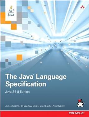 The Java Language Specification, Java SE 8 Edition (Java Series)
