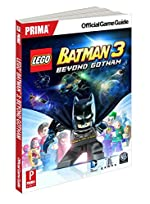 Lego Batman 3 - Beyond Gotham: Prima Official Game Guide de Prima Games