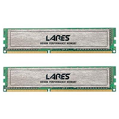LEVEN 8GB (2 x 4GB) DDR3 DRAM 1600MHz (PC3-12800) CL11 U-DIMM Desktop Memory (JR3UL1600172308-4M*2)