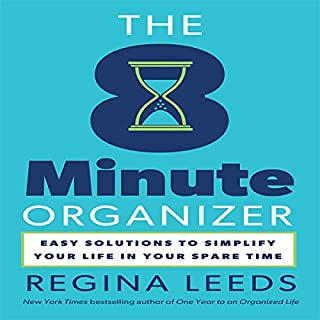 The 8 Minute Organizer cover art