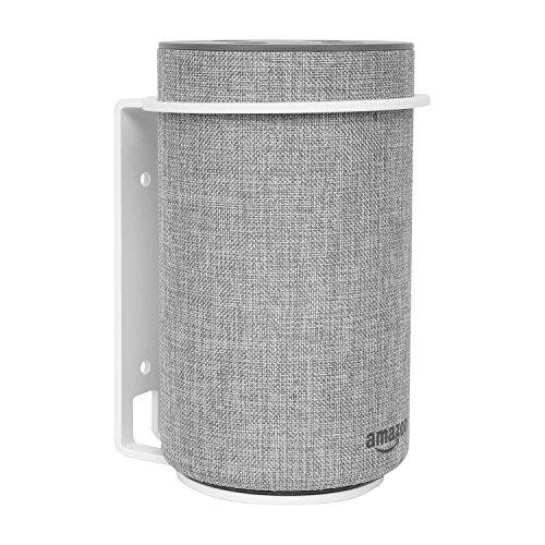 Vebos wandsteun Amazon Echo Gen 2 wit en optimale ervaring in elke kamer - Hiermee kunt u uw Amazon Echo Gen 2 precies ophangen waar u het wilt - Twee jaar garantie