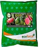 CULTIVERS ECO10F00153 Abono - Fertilizante ecológico de 5 kg para Plantas y árboles Tropicales para Aguacate, Mango, Litchi, Pitahaya, Papaya y Guayaba. 100% Natural