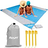Best Beach Blanket Sand Frees - OUSPT Beach Blanket, Sand Free Picnic Outdoor Mat Review