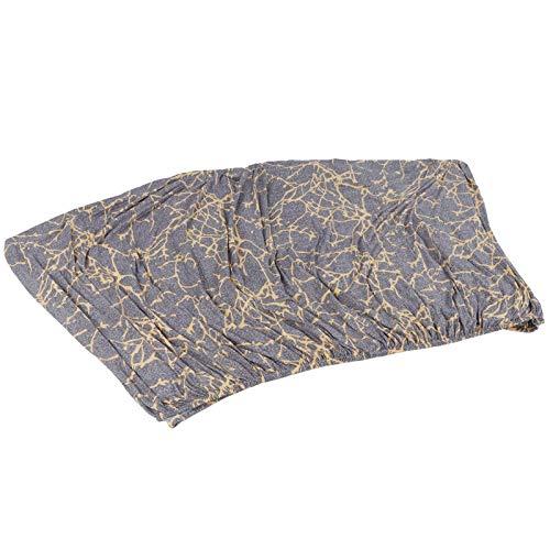 Funda Protectora para sofá Funda de sofá elástica Duradera para Oficina para Sala de Estar(Golden Branch Gray)