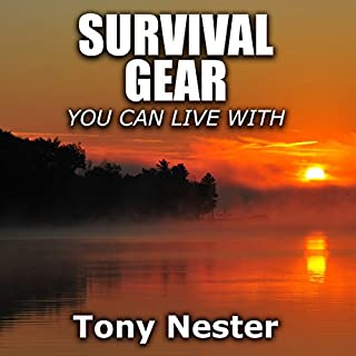Survival Gear You Can Live With cover art