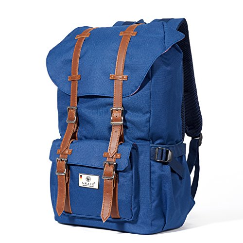 Shaik Backpack Camper Zaino Casual blu