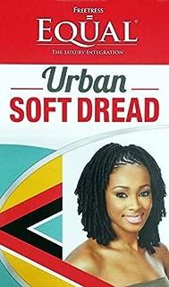 FreeTress Equal Synthetic Hair Braids Urban Soft Dread (1B)
