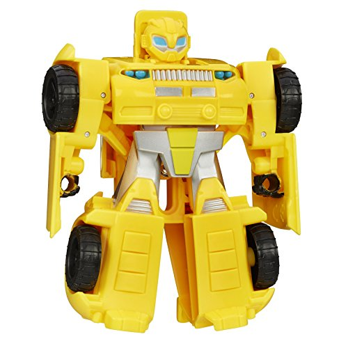 Playskool Heroes Transformers Rescue Bots Personaggio Bumblebee