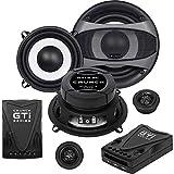 Crunch GTI-5.2c 2-Wege Einbaulautsprecher-Set 160W Inhalt: 1 Set