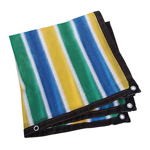 GFBHD Filet ombrage Voiles d'ombrage Net De Transat Agricole |85% Protection UV Sunscreen Net for Les Plantes À Effet De Serre Carport D'extérieur (Color : A, Size : 2x3m)