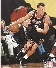 Dan Majerle Autographed Miami Heat 8x10 Photo