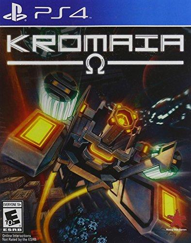 Kromaia PS4 - PlayStation 4