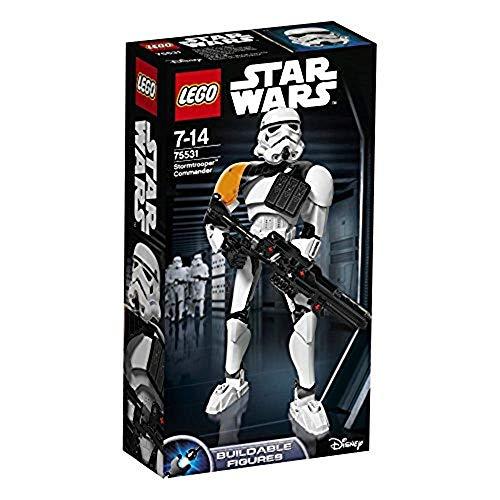 LEGO Star Wars 75531 - Stormtrooper Commander, Baufigur
