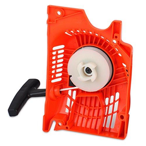 Generator Recoil Pull Starter passend für Chinesische Kettensäge 4500 5200 5800 45ccm 52ccm 58ccm