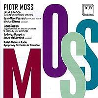 Moss: D'un Silence/Loneliness
