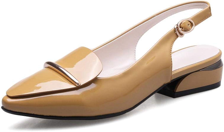 High Heels Heels Sandalen Neue Ankunft Pumpen Frauen Schuhe Einfache Schnalle Sommer Schuhe Party Hochzeit Schuhe Komfortable Quadratische Fersen Einzelne Schuhe
