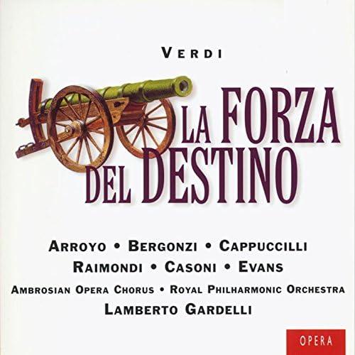 Lamberto Gardelli/Royal Philharmonic Orchestra/Ambrosian Opera Chorus/Soloists