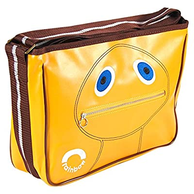 Official Zippy Satchel Bag. Pay homage to the loud-mouthed Rainbow character, and zip him up whenever you want to!