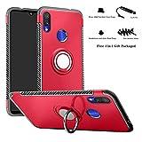 Labanema Redmi Note 7 case, Hybrid Dual Layer