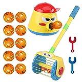 LPAN Baby Toddler Stroller Toy Puzzle Fun Launcher Toy para Niños