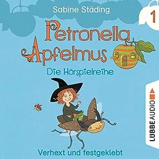 Verhext und festgeklebt     Petronella Apfelmus - Die Hörspielreihe 1              Autor:                                                                                                                                 Sabine Städing                               Sprecher:                                                                                                                                 Nana Spier                      Spieldauer: 1 Std. und 19 Min.     Noch nicht bewertet     Gesamt 0,0