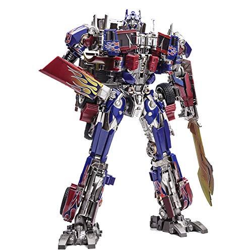 NOLO Transformers Juguetes, Optimus Prime SS05 Juguete Deformación De La Aleación for Los Muchachos