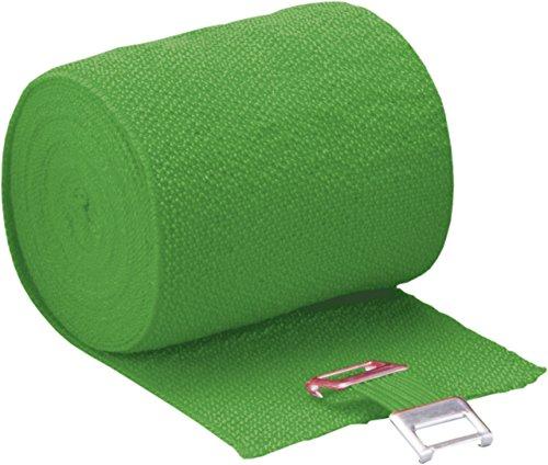 Höga Lastic-Color, grün, 6 cm x 5 m gedehnt, dauerelastische Idealbinde, 1er Pack (1 x 0.036 kg)