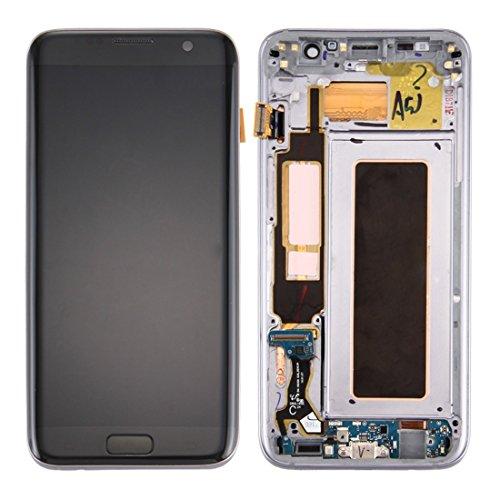 Reserveonderdelen LCD-scherm + Touch Screen Digitizer Vergadering & Frame & ChargingPort Board & VolumeButton & powerbutton Compatibel met de Samsung Galaxy S7 Edge / G935F Voor mobiele telefoons