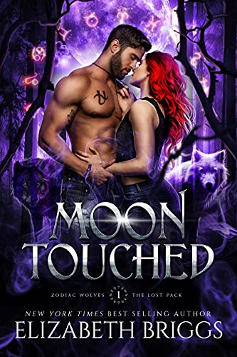 Moon Touched (Zodiac Wolves: The Lo…