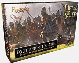 28mm Deus Vult Foot Knights XI-XIIIc (30)