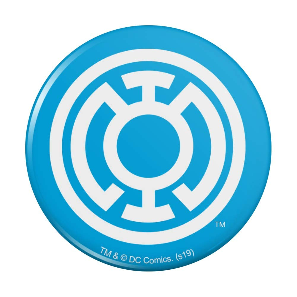 35% OFF Green Lantern Blackest Night Blue Pocket Pu Compact Logo Luxury goods
