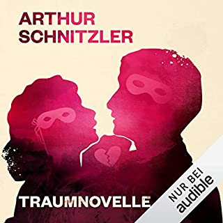 Traumnovelle audiobook cover art