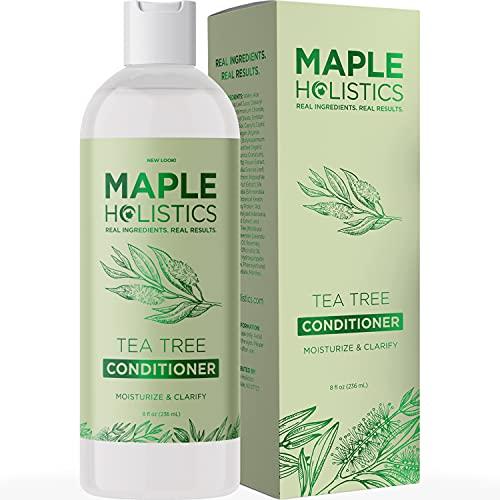 Tea Tree Conditioner for Dry Hair - Tea Tree Oil...