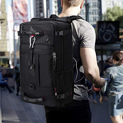 Kaka Carry On Duffle Backpack