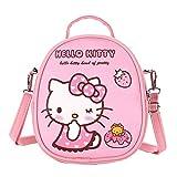 Kerr's Choice Hello Kitty Bag for Girls | Hello Kitty Crossbody Purse | Girls Cat Bag (style 2)