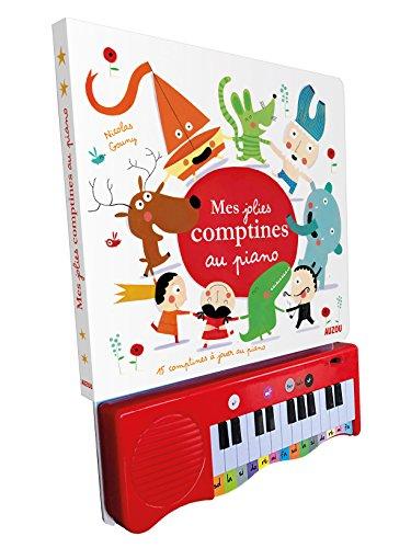 MES JOLIES COMPTINES AU PIANO