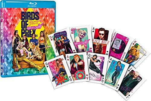 Birds Of Prey E La Fantasmagorica Rinascita Di Harley Quinn + 10 Card Da Collezione ( Blu Ray)