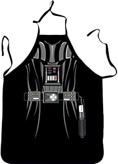 Apron,Novelty Funny Apron Star Wars Black Fighters Kitchen Apron Dinner Party Cooking Apron Adult Cozinha Tablier Cuisine ...